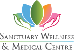 Sanctuary Wellness & Medical Centre Logo